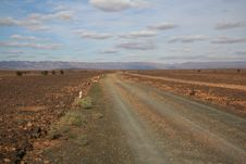 Free Desert Road Stock Images - 14870294