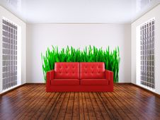 Free Sofa Royalty Free Stock Photos - 14870938