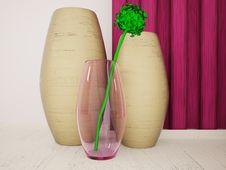 Free Vase Stock Image - 14871211