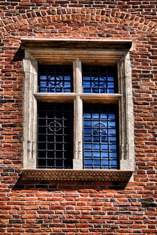 Free Window Of A Medieval Building Royalty Free Stock Photo - 14871315