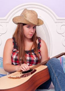 Free Country Music Royalty Free Stock Images - 14871349