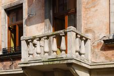 Free Old House On The Main Square In Cracow Royalty Free Stock Photography - 14871467