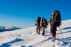 Free Hiker Stock Photos - 14871733