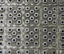 Free Steel Basement Cover Stock Photo - 14872160