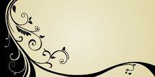Free Ornamental Card Design Royalty Free Stock Image - 14872266
