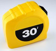 Free Measuring Tape Royalty Free Stock Photography - 14872337
