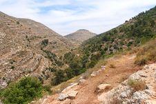 Free Mediterranean Mountain Landscape Stock Image - 14873071