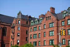 Free New York City Historical Building Royalty Free Stock Photography - 14874377