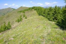 Free Wutai Mountain Scenery Royalty Free Stock Photo - 14874675
