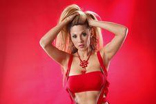 Free Cherry Blond Stock Photo - 14874710