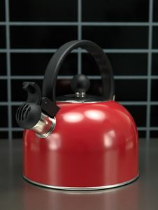 Stove Top Kettle Stock Images