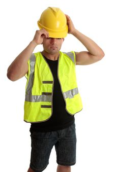 Free Construction Worker Stock Photography - 14874832
