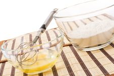 Free Series Of Images Of Kitchen Ware. Dough Stock Image - 14874941