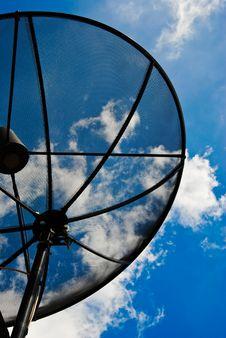 Free Satellite Stock Photo - 14875550