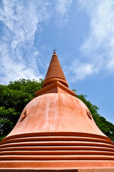 Free Buddhist Stupa Stock Photos - 14876213