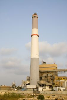 Free Riding Power Station Stock Photography - 14877692