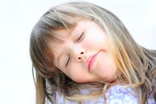 Free Cute Little Girl Royalty Free Stock Images - 14878569