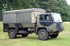 Free Military Lorry Royalty Free Stock Photography - 14878787