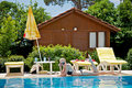 Free Swimming Pool Royalty Free Stock Photos - 14884298