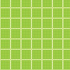 Free Seamless Pattern Circle Rectangle Tablecloth Stock Photos - 14881923