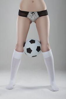 Free Soccer Legs Stock Photos - 14882453