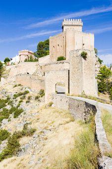 Free Marques De Villena Castle Royalty Free Stock Photos - 14882598