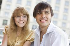 Free Young Couple Royalty Free Stock Photography - 14883677