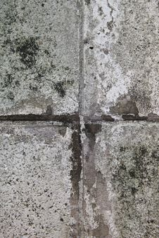 Free Old Concrete Brick Texture Stock Photo - 14883830