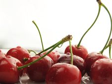 Free Cherries Royalty Free Stock Image - 14883956