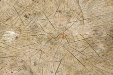 Free Old Wood Texture Stock Photography - 14884082