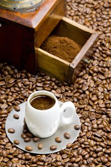 Free Coffee Royalty Free Stock Photography - 14885317