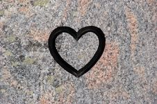 Free Heart Of Stone Stock Images - 14885484
