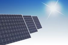 Free Solar Cell Concept Stock Images - 14885914