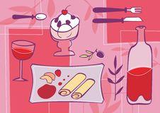 Free Pink Dessert Stock Image - 14885931