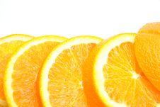 Free Close-up Tasty Orange Royalty Free Stock Image - 14886196