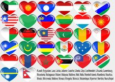 Free World_flag Royalty Free Stock Photo - 14886305