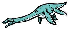 Free Plesiosaurus Stock Image - 14886771