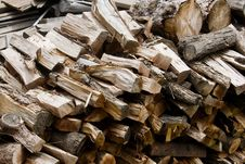 Free Woodpile Royalty Free Stock Images - 14886849