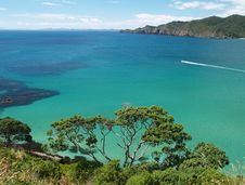 Matauri Bay Stock Photography