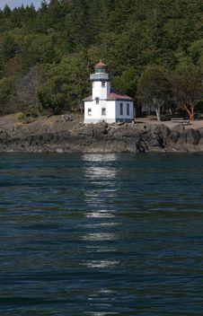 Free Lime Kiln Lighthouse Stock Image - 14889091