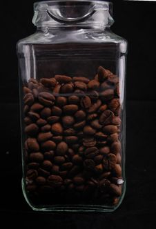 Free Grains Of Coffee Stock Photo - 14889950