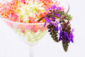 Free Flowers In A Glass Vase Stock Photography - 14894162