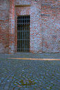 Free Old Barred Entrance Royalty Free Stock Photography - 14897867