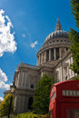 Free St Paul Cathedral Royalty Free Stock Photography - 14898597