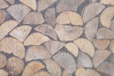 Free Pile Of Wooden Logs Royalty Free Stock Photos - 14890248