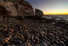 Free Pebble Beach Stock Photography - 14890332