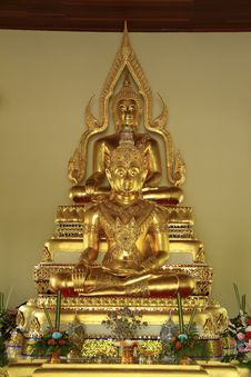 Free Second Lord Buddha. Royalty Free Stock Images - 14890979