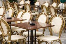 Free Munich Street Cafe Stock Photos - 14891243