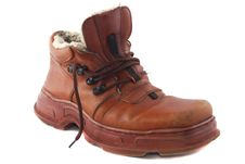Free Brown Boots Stock Photo - 14891300