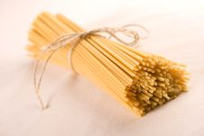 Spaghetti Pasta Royalty Free Stock Photos